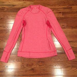 Lululemon pullover running sweater
